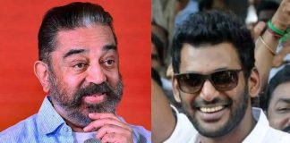 Kamal Haasan and vishal ready for 2021 Tamil Nadu Assembly elections