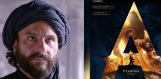 Saif Ali Khan lands in trouble for his controversial commets on Ravan and Sita Adipurush